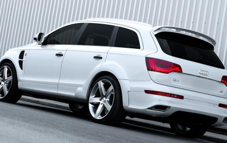 Novo Audi Q7 aposta na tecnologia
